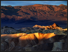 First Light (Tony Immoos) Tags: california lighting morning blue sky sunlight mountain southwest nature sunshine sunrise wow landscape death nationalpark desert postcard awesome scenic roadtrip landmark olympus explore pa valley historical deathvalley e3 zabriskiepoint desertlandscape californiadesert deathvalleynationalpark desertsouthwest californialandscape zd inyocounty 1260mm olympuse3