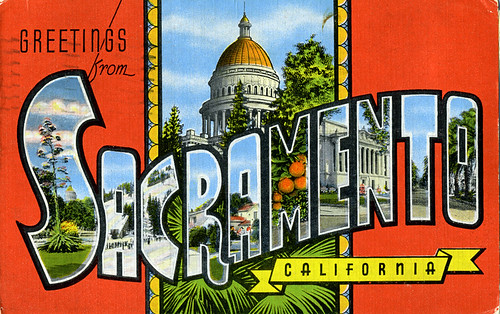 Greetings from sacramento california large letter postcard a greetings from sacramento california large letter postcard m4hsunfo