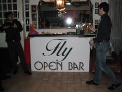 il FLY OPEN BAR