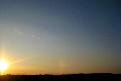 3.365 Sunset and a Rainbow
