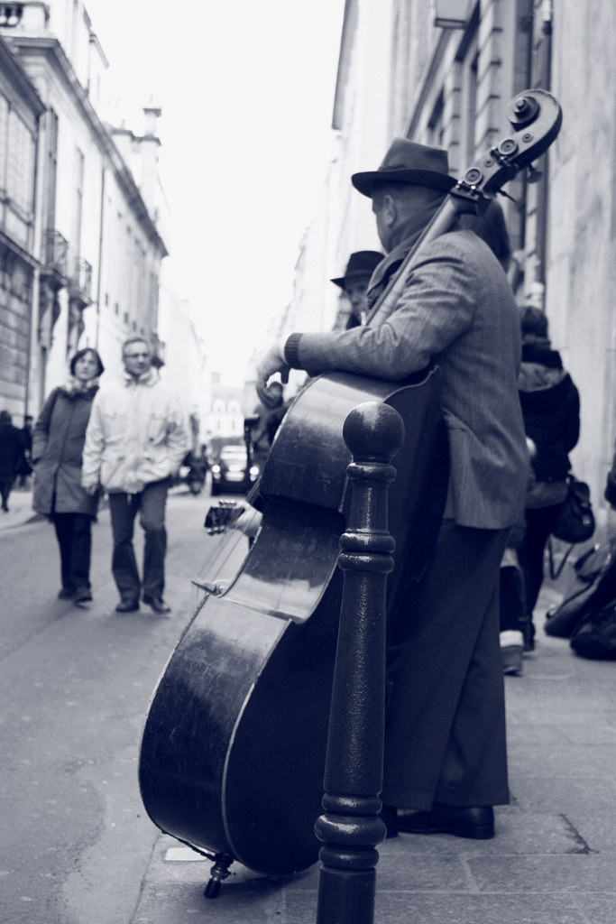 Jazz / Blues band in Le Marais