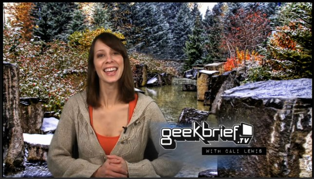 GeekBrief.TV » Blog Archive » Video_ Nokia Booklet 3G Review, Tricaster TCXD300, Adesso Bluetooth Keyboard, CES Coverage