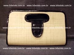 Bolsão de Palha c/ Verniz (www.bibelots.com.br) Tags: de bolsa palha retrô mão milho acessório trançada tressê