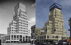 E. Clem Wilson Building (1930/2010) (5225 Wilshire Blvd.) (vokoban) Tags: art history la los angeles miracle daily superman planet wilson deco clem mile wilshire brea myer holler