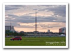 torre de televisão, Brasilia