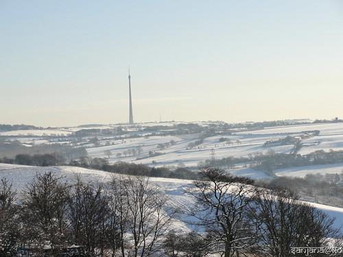 Snowy Huddersfield 6