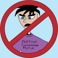 political correctness police
