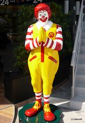 Ronald McDonald, Khao Lak Thailand