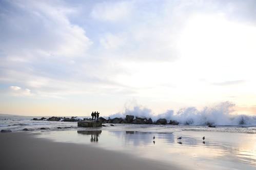 Venice Breakwater