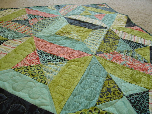 Neptune Jelly Roll Quilt