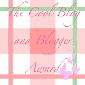 cool blog award