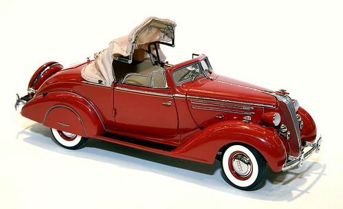 Hudson 8 cabrio