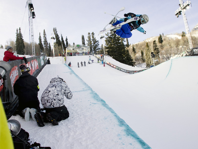 Winter Dew Tour Live Stream