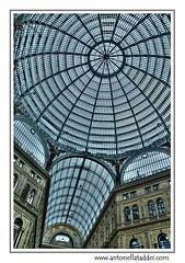 Napoli - Galleria Umberto I (2) (Antonella_Taddei) Tags: italy art tourism italia campania arte nikond70 napoli naples turismo hdr wwh flickrmeeting galleriaumbertoi radunoflickr artofimages bestcapturesaoi