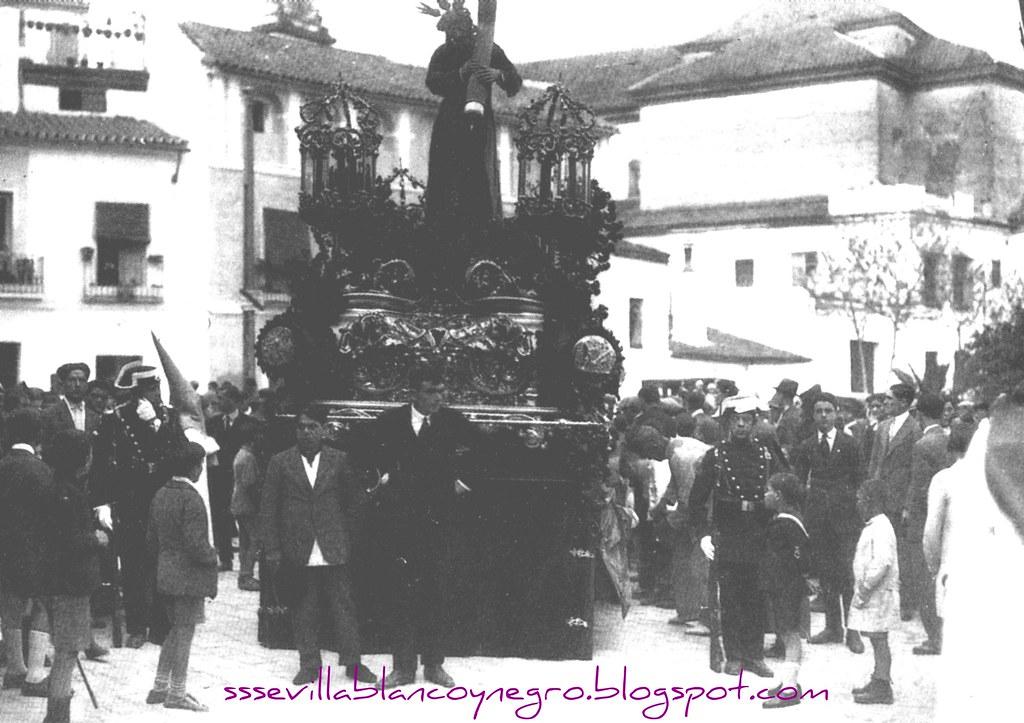 Nuestro Padre Jesús de las Penas 1929