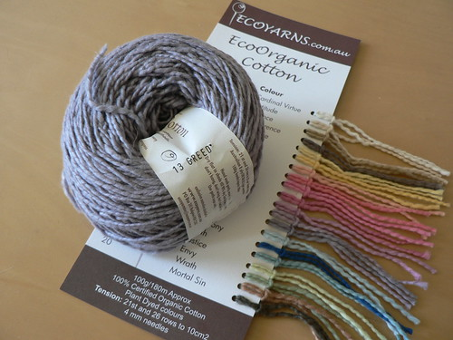 Ecoyarns EcoOrganic Cotton
