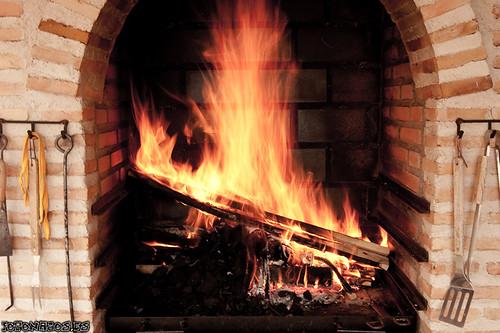 Fuego en el fuego