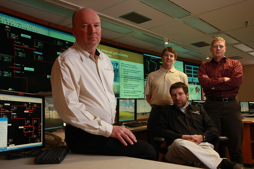 The Electricity Infrastructure Operations Center (EIOC)