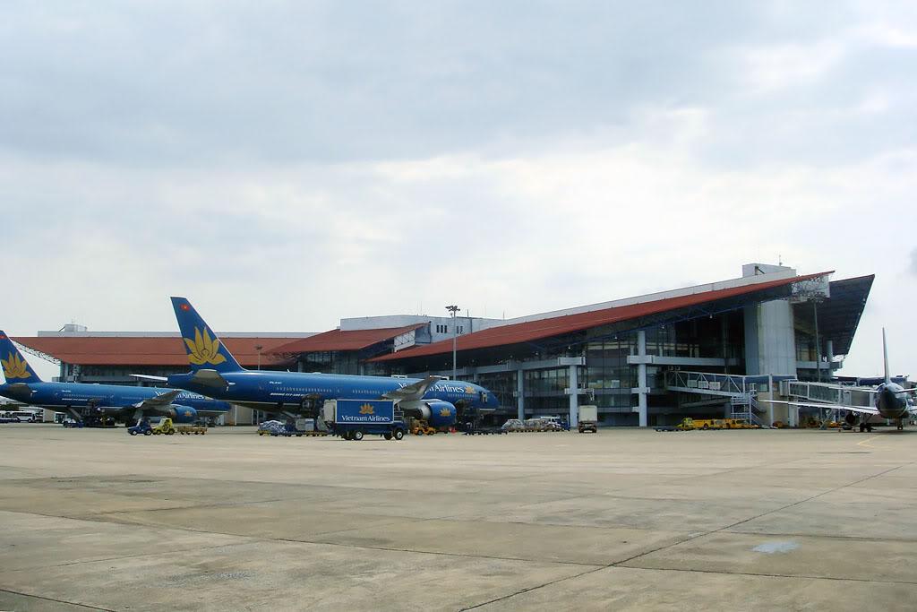 Vé máy bay  Đà Nẵng đi Chu Lai