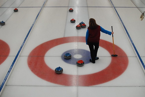 At the Granite Curling Club