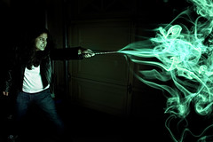 Week 3 (Samantha Jeet) Tags: selfportrait photomanipulation canon witch wizard wand magic harrypotter emmawatson slytherin jkrowling hermionegranger hufflepuff dracomalfoy gryffindor ronweasley ravenclaw danielradcliffe rupertgrint deathlyhallows expecto patronum theboywholived aaronnace arfotography