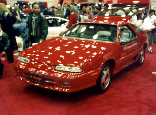 dodge 1992 mopar daytona carshow iroc baltimoremd baltimoreconventioncenter fwdmopar motortrendinternationalautoshow