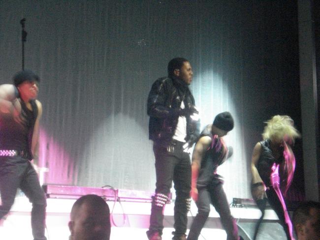 Lady Gaga Concert- Jason Derulo - Opening Act