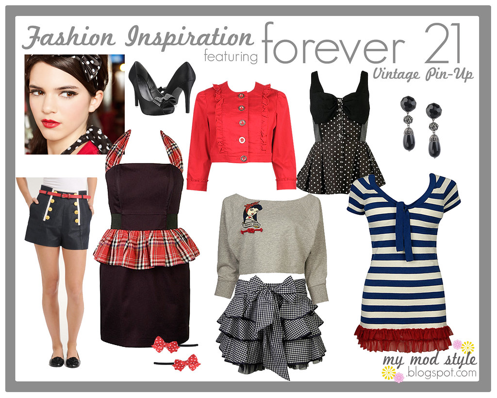 Fashion Inspiration - Forever 21