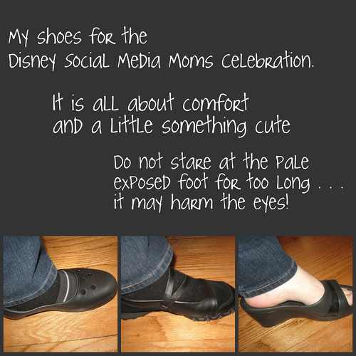 Shoes for Disney