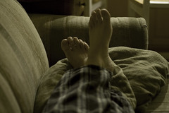 025/365: Never too early nor too late... (dramamath) Tags: day25 365days futab feetuptakeabreak