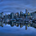 Vancouver Reflected by Brandon Godfrey
