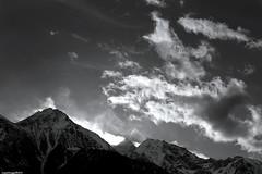 M.te Emilius (Sergio Minoggio) Tags: bw italy landscape valledaosta emilius