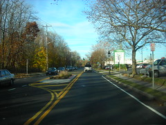 New York State Route 25A (Dougtone) Tags: road nyc newyorkcity newyork sign suffolk highway huntington stonybrook longisland route queens shield nassau kingspark rockypoint portjefferson smithtown setauket millerplace