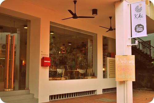 K.ki store front