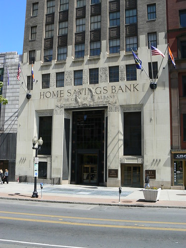 Home Savings Bank, Albany