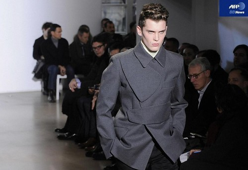 William Eustace3014_FW10_Milan_Jil Sander(AFP BB News)