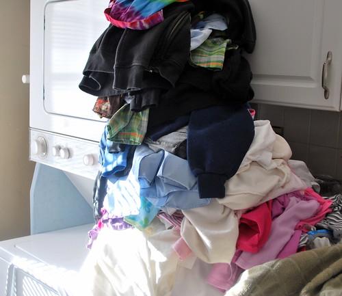 Clean Laundry Pile #2