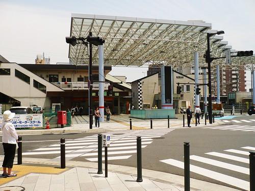 Asaka Train Station 2009