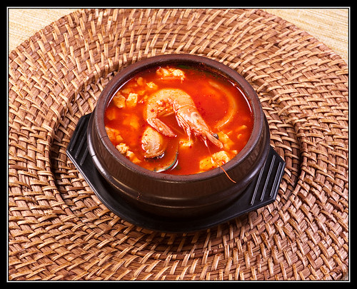Korean flavors - soup 4 (by Silver Image)