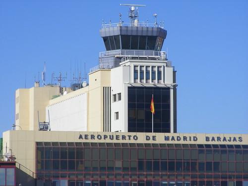 Itinerario de vuelos en España