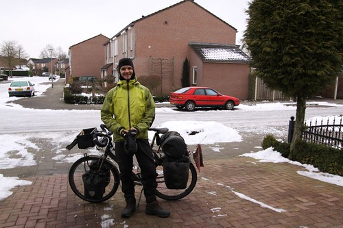 Ready for another snowy winter cycling day...