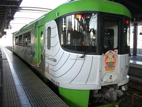 土佐くろしお鉄道9640形/Tosa Kuroshio Railway 9640