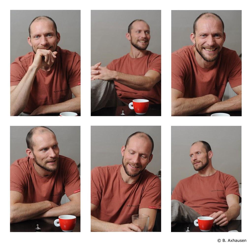 Toni Lamprecht Portraits
