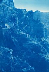 Los Molinos, Ronda, Spain (Swedish National Heritage Board) Tags: españa mountains landscape andalucía spain hannah ronda gorge mills spanien kool cyanotype riksantikvarieämbetet theswedishnationalheritageboard