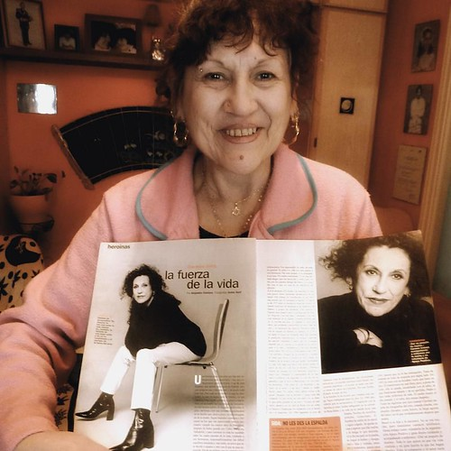 Gente de Lavapies: Carmen