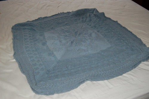 Magickal Earth Shawl
