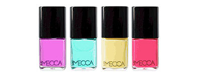 Nail Polish Brights - Mecca Cosmetics