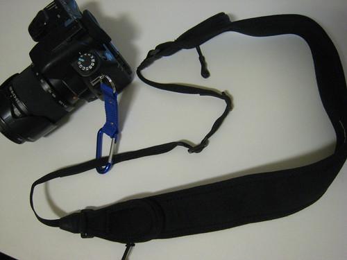 Camera DIY loop strap