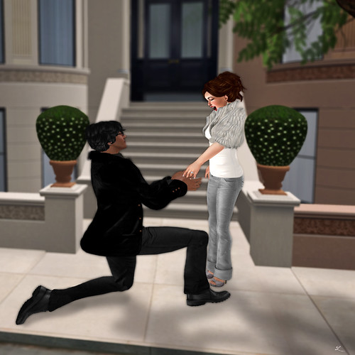 *.:StoRin:. - Couple's PoseBalls: The Proposal
