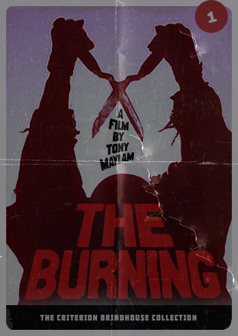 Criterion Grindhouse #1: The Burning